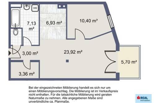 2-Zimmer Apartment mitten im Zentrum von Ehrwald
