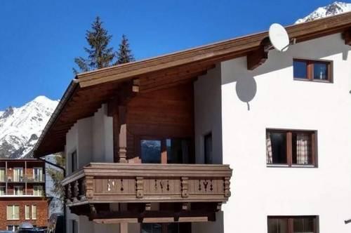 Einmalige Gelegenheit, wunderbar gelegenes Apartment-Haus in Sölden
