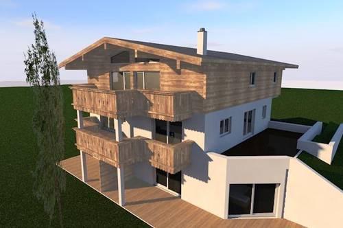 Objekt.Nr.: P1410 -  PILLERSEETAL / WAIDRING: Neubauprojekt 2020/21: 4 wunderschöne Eigentumswohnungen in einem großen Landhaus- Südlage unweit zum Skigebiet