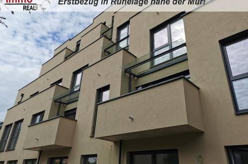Neubau-Luxuswohnung in Ruhelage nahe der Mur in Lend!