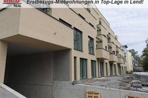 2-Zimmer-Neubauwohnung in Ruhelage nahe der Mur in Lend! Erstebzug ab 01.12.2020!