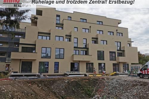 2-Zimmer-Neubau-Erstbezugswohnung in Ruhelage nahe der Mur in Lend!