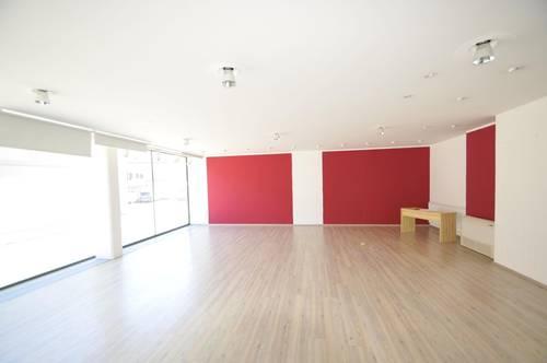 Geschäftslokal mit flexiblem Grundriss - Saniert und frei verfügbar im Zentrum von Hermagor