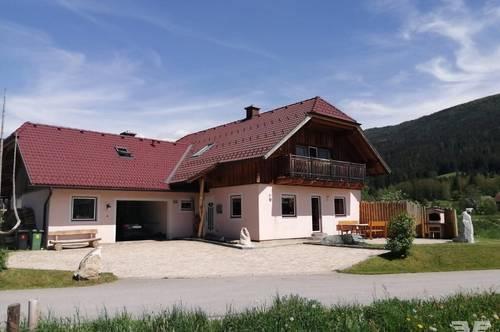 """Einfamilienhaus + """"Gartenhaus"""" Unternberg / Bezirk Tamsweg"""
