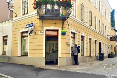 Markantes Geschäftslokal in Salzburger Bestlage