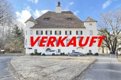 Schloss in Kärnten ---- VERKAUFT ----