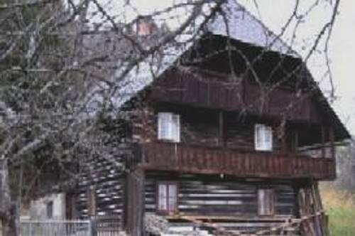 Alter Bauernhof in ALLEIN UND RUHELAGE