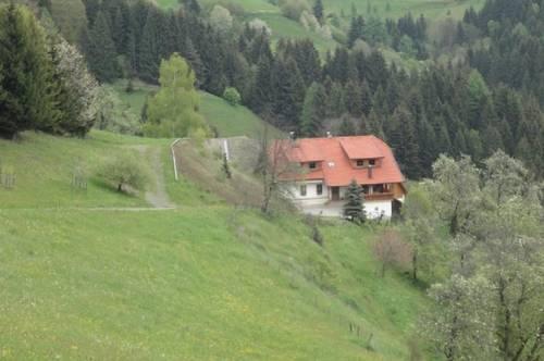 --- RESERVIERT --- 14 ha Bauernhof in ALLEIN UND RUHELAGE