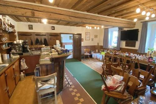 Gastronomie mit Bauernhof Längseenähe