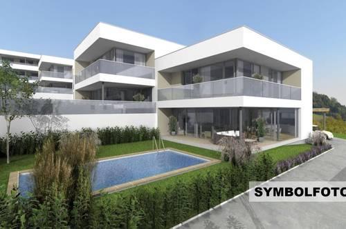 Seiersberg! Doppelhaushälfte 6 errichtet mit hochwertigen Baumaterialien in erhöhter Stadtrandlage!