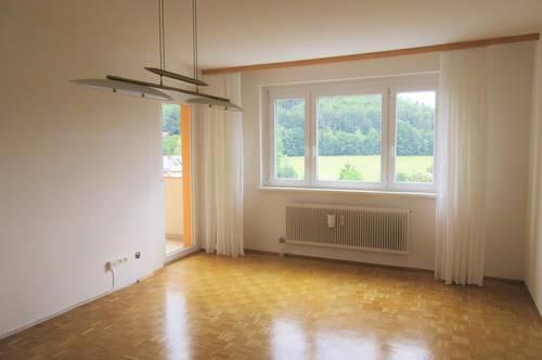 Ragnitz - Perfekte 2 Zimmer Wohnung mit Grünblick