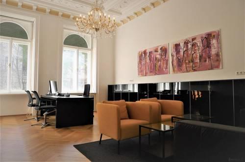 Joanneumring- exklusives perfekt ausgestattetes repräsentatives Büro - 125 m² !!!