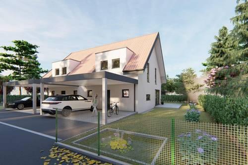 Nähe Shopping City Seiersberg! Hochwertige Doppelhaushälfte mit exklusiver Ausstattung in ruhiger Lage!