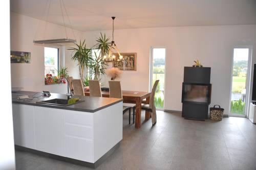 Lieboch! Exklusives modernes Einfamilienhaus in ruhiger Lage! 127 m², 4 Zimmer, Doppelgarage - für Naturliebhaber und Ruhe Suchende!