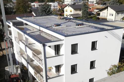 NÄHE MURPARK - ERSTBEZUG ! Hochwertige 3 Zimmerwohnung mit großem Südbalkon und Carport!