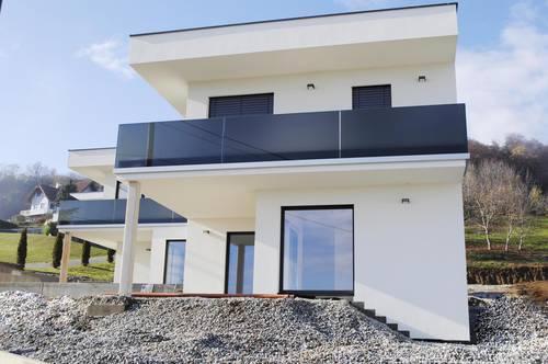 Seiersberg ! Doppelhaushälfte mit grandiosem Ausblick über das Grazer Stadtgebiet bis hin zur südlichen Steiermark!!