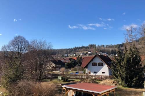Gratwein - Entzückende neu sanierte 2 Zimmerwohnung mit Traumausblick