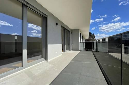 Straßgang Exklusive Penthouse Wohnung 92 m², 4 Zimmer, 1 Balkon, 1Terrasse, Top Infrastruktur, nahe SCS