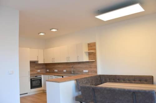 Straßgang exklusive Maisonette-Wohnung 73,09 m² mit Garten, Erstbezug, 3 Zimmer, 2 Balkone, 1Westterrasse, Top Infrastruktur, nahe SCS, provisionsfrei!