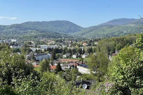 Reinerkogel - Traumlage mit unverbauter Aussicht über Graz - auch für Bauträger !