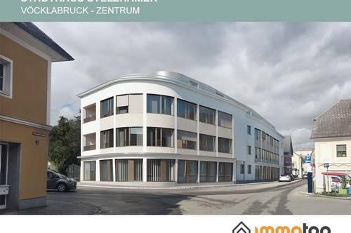 Coming soon! Neue tolle Wohnungen im Zentrum von Vöcklabruck