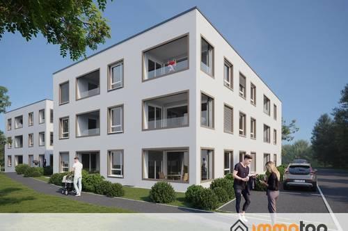 """Neue attraktive Garten-Wohnung - Wohnoase """"Hammerwerkgasse - Vöcklabruck"""""""