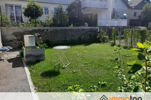 Großzügige Wohnung mit Eigengarten in Atterseenähe