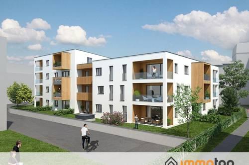 ERSTBEZUG - Traumhafte Gartenwohnung im Stadtzentrum