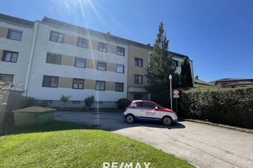 3-Zimmer-Eigentumswohnung mit großer, verglaster und beheizter Loggia in Pinsdorf!