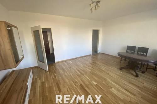 Teilmöblierte Garconniere/Ein-Raum Wohnung am Exerzierfeld in Leonding