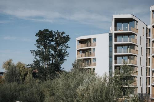 Neue 3 Zimmer Wohnung mit großzügigem Balkon / Erstbezug / Quartier Rauchmühle