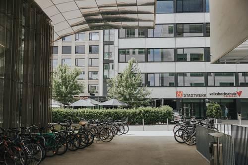 100 m² Büro mit Ausblick am STADTWERK