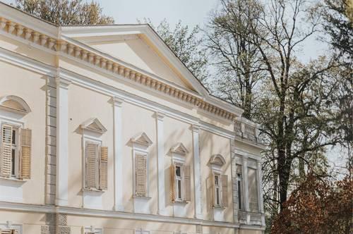 Bürofläche mit 214 m² in der revitalisierten Ceconi Villa am Quartier Rauchmühle