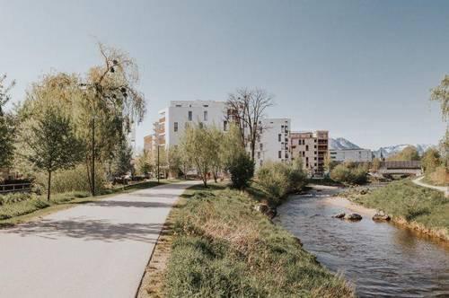 Erstbezug Quartier Rauchmühle | 2 Zimmer Wohnung mit Balkon
