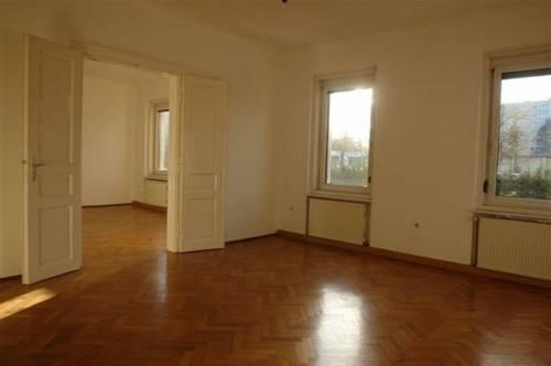 Helles Altbaubüro in ORF Nähe - auch als Einzelräume mietbar