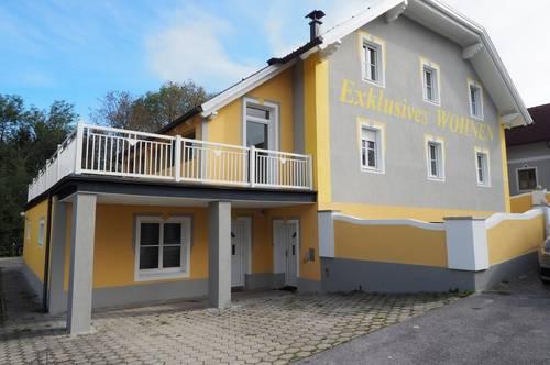 Lichtdurchflutete Wohnung mit großer Terrasse in Texing!