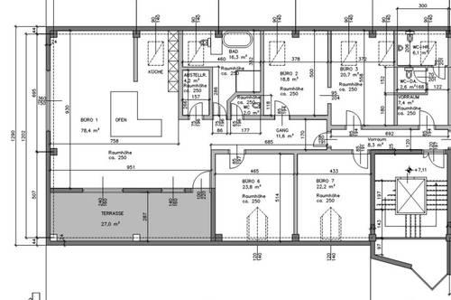 Neue moderne Büros verschiedenster Größen in Pöchlarn