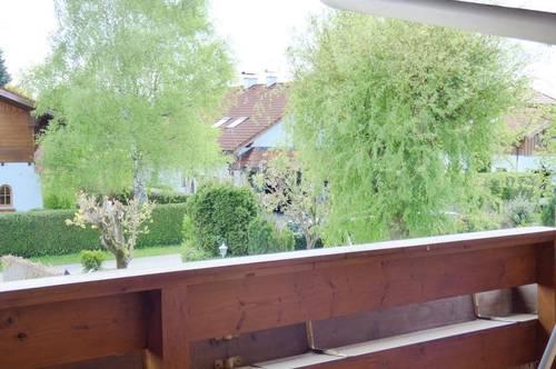Lamprechtshausen: Gemütliche 2,5-Zimmer-Eckwohnung mit Balkon
