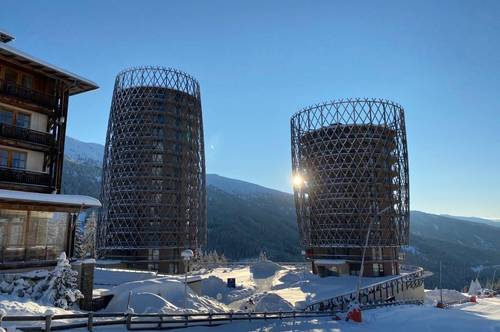 TOP-EIGENTUMSWOHNUNG - ski in ski out - Katschberg/Kärnten