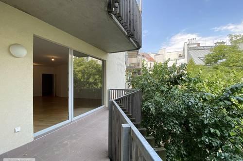 Mitten im Neunten | US Embassy | hochwertige Balkonwohnung, Garage möglich