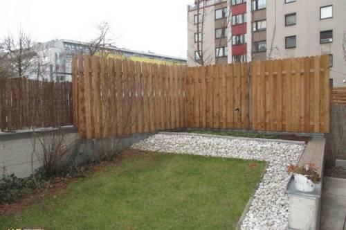 Alte Donau- 2 Zimmer mit Garten und Garagenplatz!