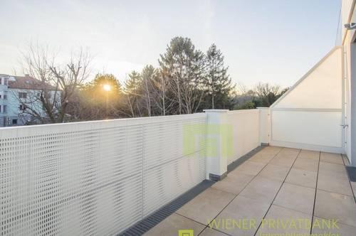 Großzügige Wohnung mit Terrasse und Garten!