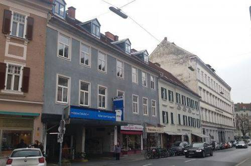 Schlögelgasse 5/5 DG - Mietwohnung im Dachgeschoss mit Terrasse