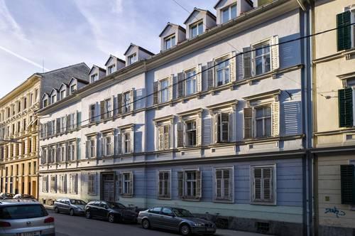 Brockmanngasse 56/DG Top 3 - Helle Singlewohnung im Dachgeschoss