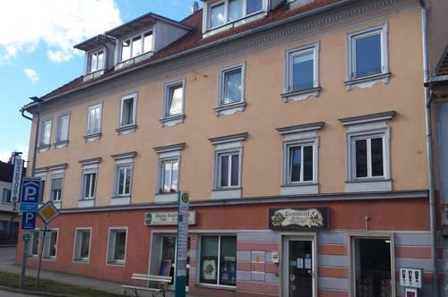 Knittelfeld/Bahnstrasse 19 Top 9 – 2 Zimmerwohnung mit Balkon