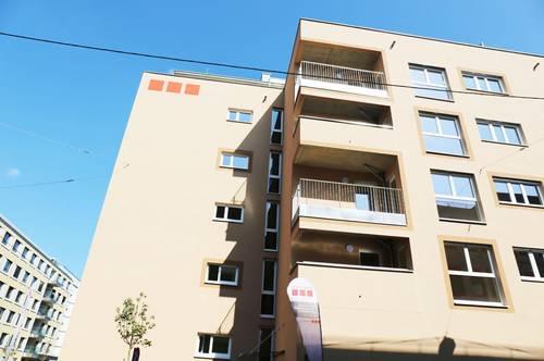 Provisionsfreie Erstbezugs-3-Zimmer-Wohnung mit Terrasse