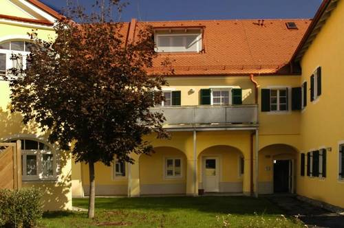 Gleisdorf/Bahnhofstrasse 1/22 – Dachgeschosswohnung mit einer großzügigen Loggia