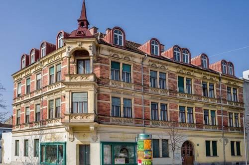 Lendplatz 12 Top 4 - Dachgeschosswohnung mit Galerie - 1 Monat mietfrei