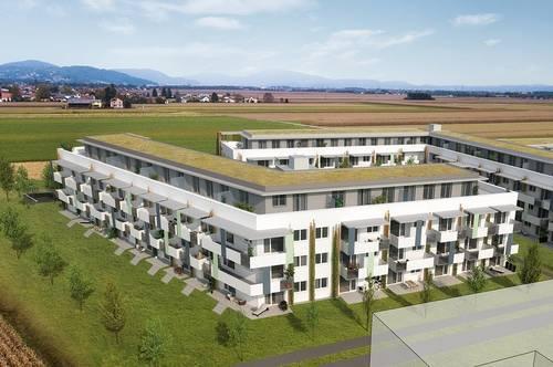 Neubauwohnung mit Ausblick: provisionsfrei - Top 15