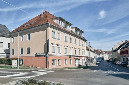 Knittelfeld/Bahnstraße 19 Top 14 - Dachgeschosswohnung im Zentrum